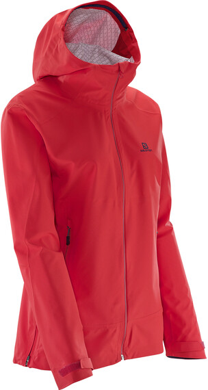 Salomon W's Nebula Stretch 2.5L Jacket Infrared